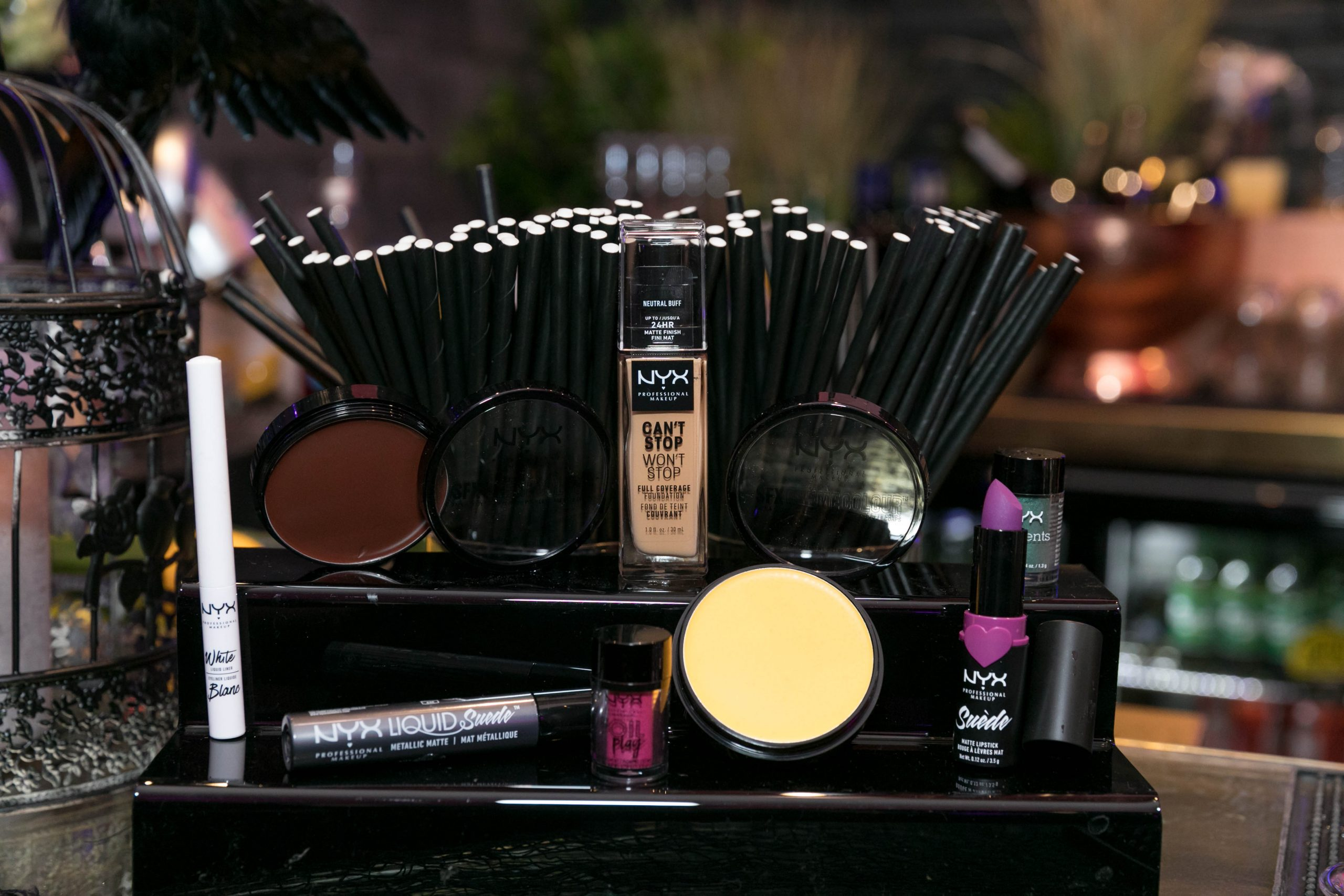 Product launch NYX Face Awards